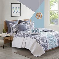 Urban Habitat 7 pc Teo Coverlet Set
