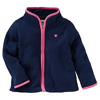 Baby Girl OshKosh B'gosh® Fleece Jacket
