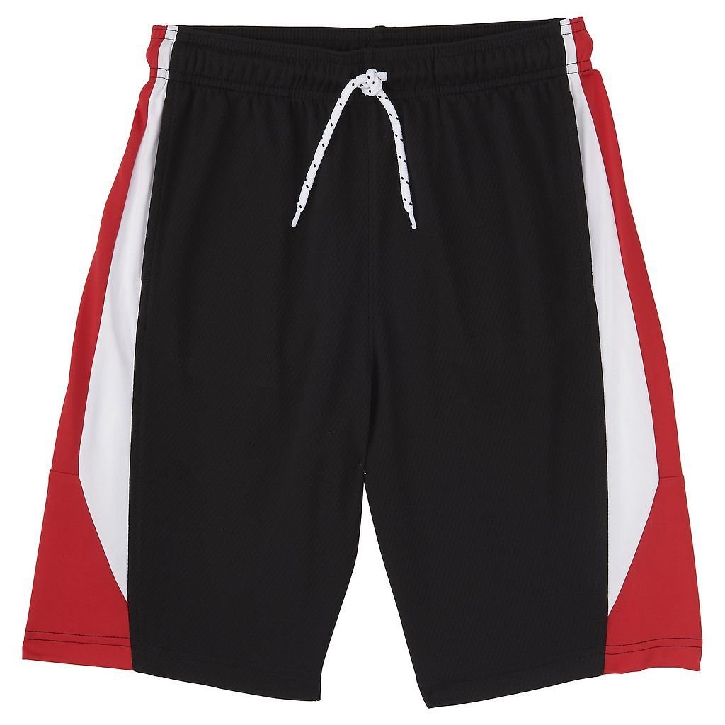 Boys 8-20 French Toast Active Mesh Shorts