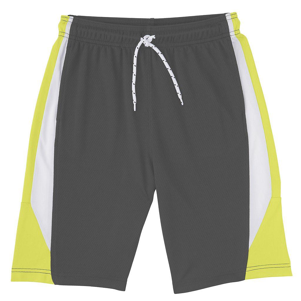 Boys 8-20 French Toast Active Mesh Shorts