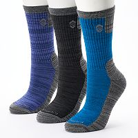 Women's Free Country 3-pk. Marled Crew Socks