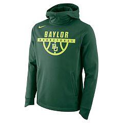 Men's Nike Baylor Bears Elite Pullover Hoodie