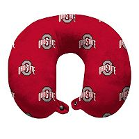 Ohio State Buckeyes Travel Pillow