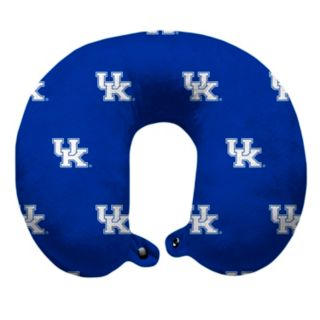 Kentucky Wildcats Travel Pillow