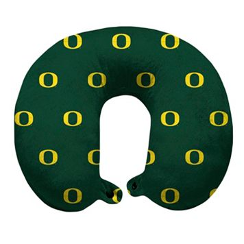 Oregon Ducks Travel Pillow