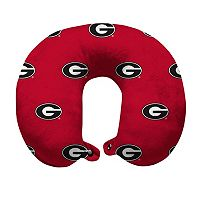 Georgia Bulldogs Travel Pillow