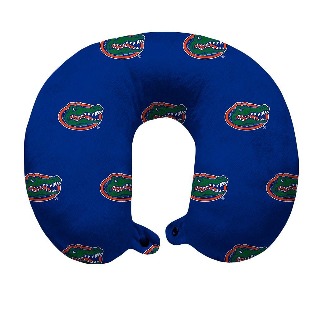 Florida Gators Travel Pillow