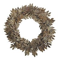 SONOMA Goods for Life™ Artificial Leaf Wood Wreath