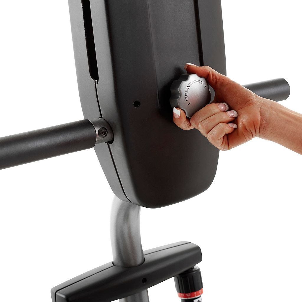 Weslo StepFit 2-in-1 Stepper & Climber