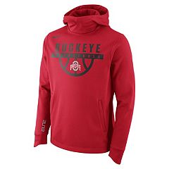 Men's Nike Ohio State Buckeyes Elite Pullover Hoodie