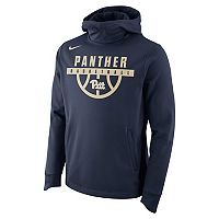 Men's Nike Pitt Panthers Elite Pullover Hoodie