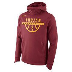 Men's Nike USC Trojans Elite Pullover Hoodie