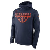 Men's Nike Syracuse Orange Elite Pullover Hoodie