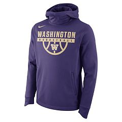 Men's Nike Washington Huskies Elite Pullover Hoodie