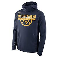 Men's Nike West Virginia Mountaineers Elite Pullover Hoodie