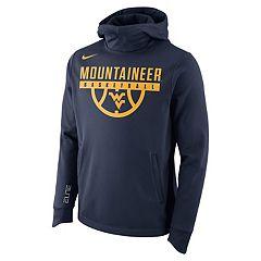 Men's Nike West Virginia Mountaineers Elite Pullover Hoodie