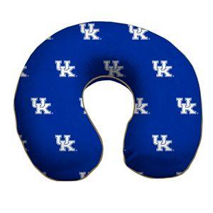 Kentucky Wildcats Memory Foam Travel Pillow