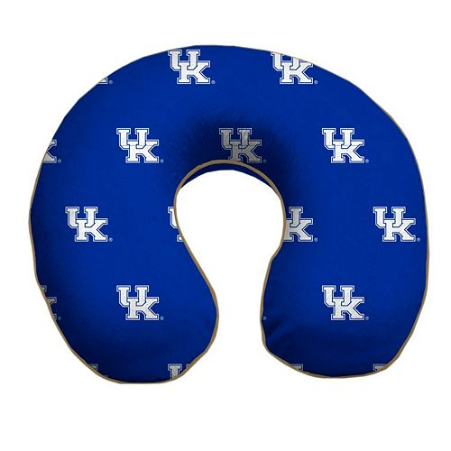 Kentucky Wildcats Memory Foam Travel Pillow