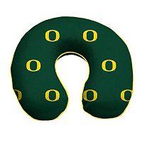 Oregon Ducks Memory Foam Travel Pillow