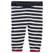 Baby Boy OshKosh B'gosh® Striped Sweater Knit Pants