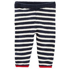 Baby Boy OshKosh B'gosh® Striped Sweater Knit Pants