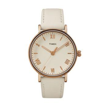 Timex Women's Southview Leather Watch - TW2R28300JT