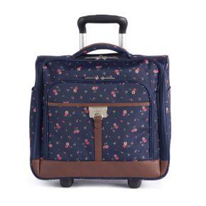 Chaps Saddle Haven Underseater Wheeled Luggage