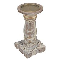 SONOMA Goods for Life™ Small Distressed Pillar Candle Holder