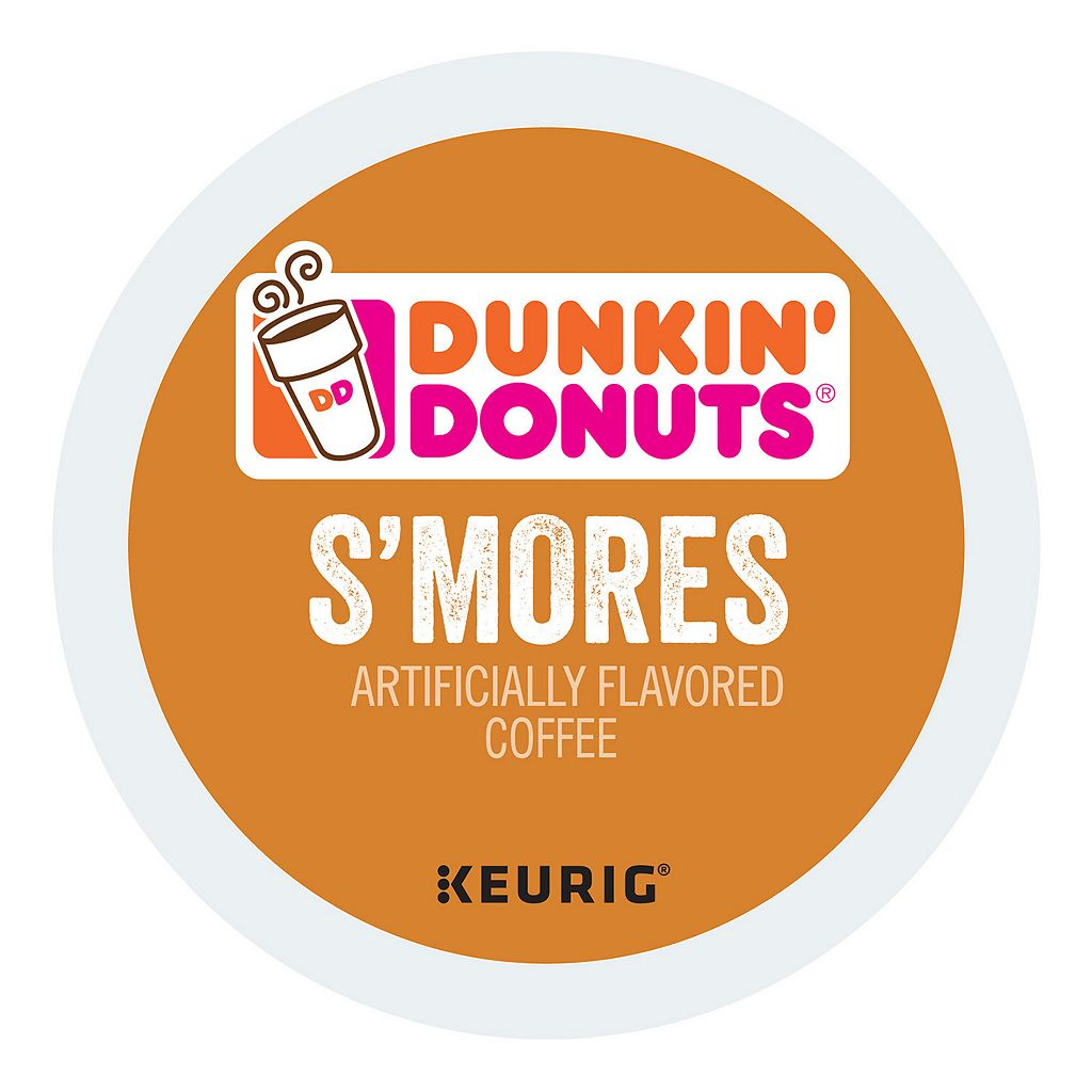 Keurig® K-Cup® Pod Dunkin' Donuts S'mores Coffee - 16-pk.