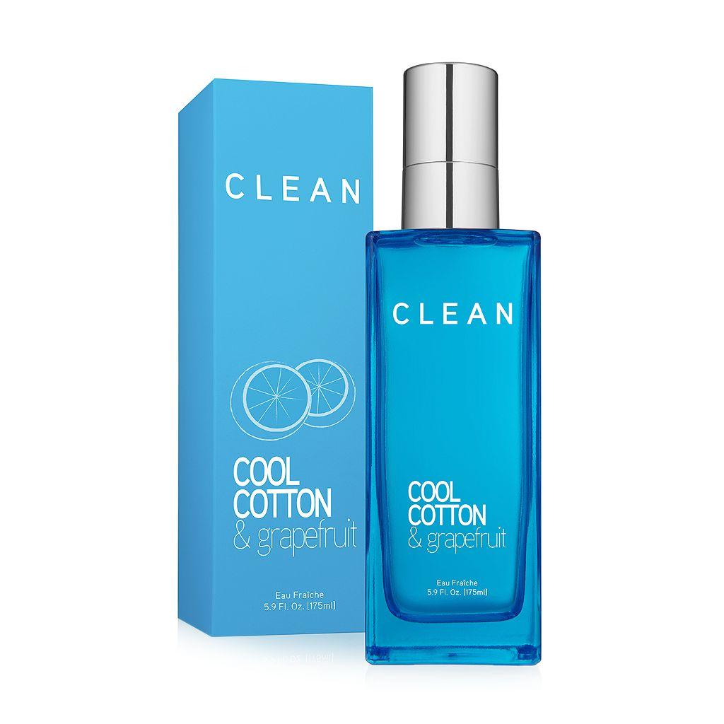 Clean Cool Cotton & Grapefruit Women's Body Splash