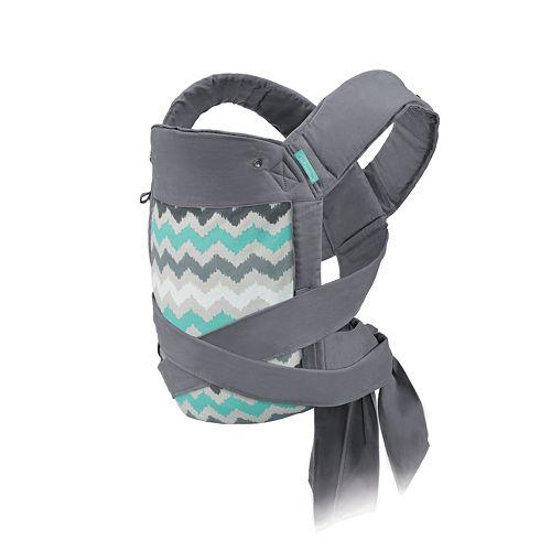 Infantino Sash Wrap & Tie Mei Tai Baby Carrier