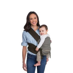 Infantino Close Ties Natural Fit Baby Carrier