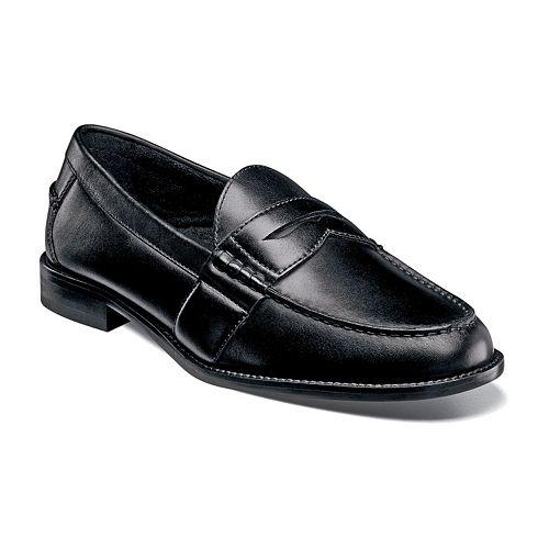 Nunn Bush Noah Men's Leather Penny Loafers