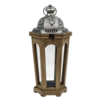 SONOMA Goods for Life™ Rustic Lantern Table Decor
