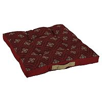 Bombay® Outdoors Geo Floral Reversible Oversize Floor Cushion