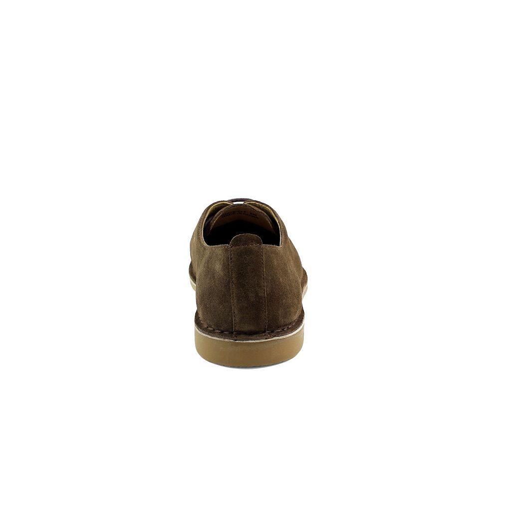 Nunn Bush Gordy Men's Suede Oxford Shoes