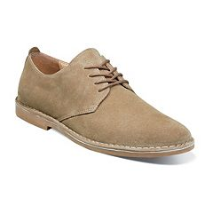 Nunn Bush Gordy Men's Suede Plain Toe Casual Oxford Shoes