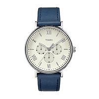 Timex Men's Southview Leather Watch - TW2R29200JT