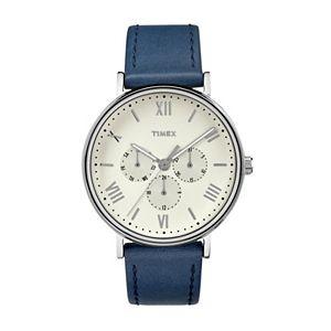 Timex Men's Southview Leather Watch - TW2R29200JT