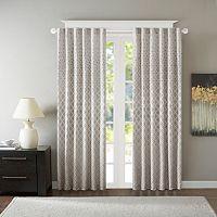 Madison Park Morris Jacquard Curtain