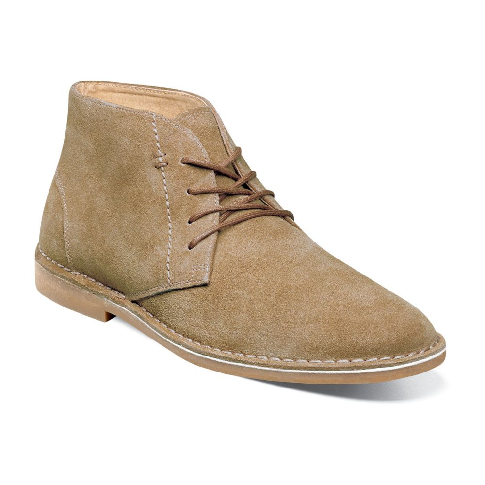 Nunn Bush Galloway Men's Suede ... Chukka Boots