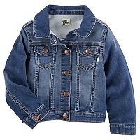 Toddler Girl OshKosh B'gosh® Denim Jacket