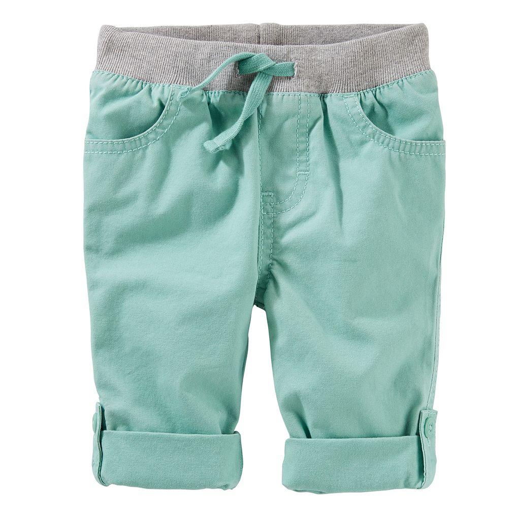 Baby Boy OshKosh B'gosh® Convertible Jogger Pants