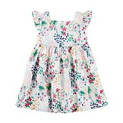 Toddler Girl OshKosh B'gosh® Floral Empire Waist Dress