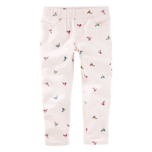 Toddler Girl OshKosh B'gosh® Bird Twill Pants