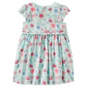 Toddler Girl OshKosh B'gosh® Floral Empire Waist Dress