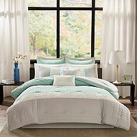 Madison Park 8-piece Regina Comforter Set