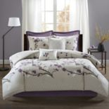 Madison Park 8-piece Isabella Comforter Set