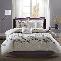 Madison Park 8 pc Isabella Comforter Set