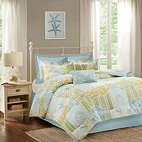 Madison Park 8-piece Cameron Comforter Set